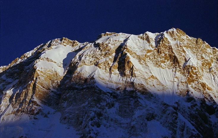 Annapurna I Expedition