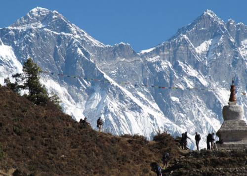 Everest Short Trek